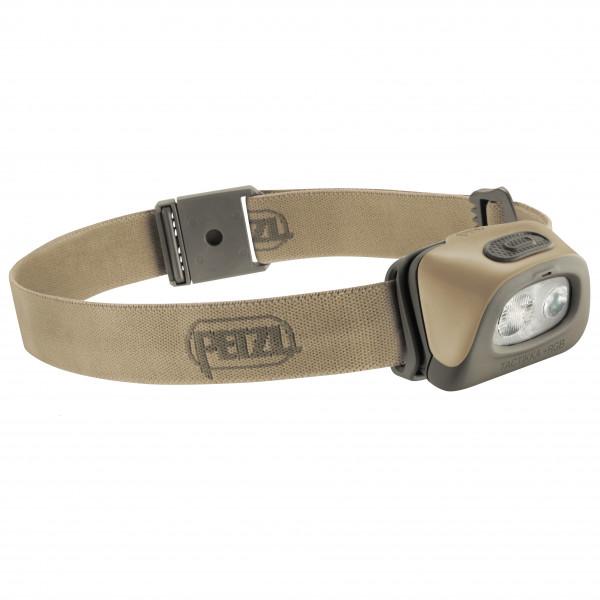 Petzl - Stirnlampe Tactikka+ Desert - Stirnlampe