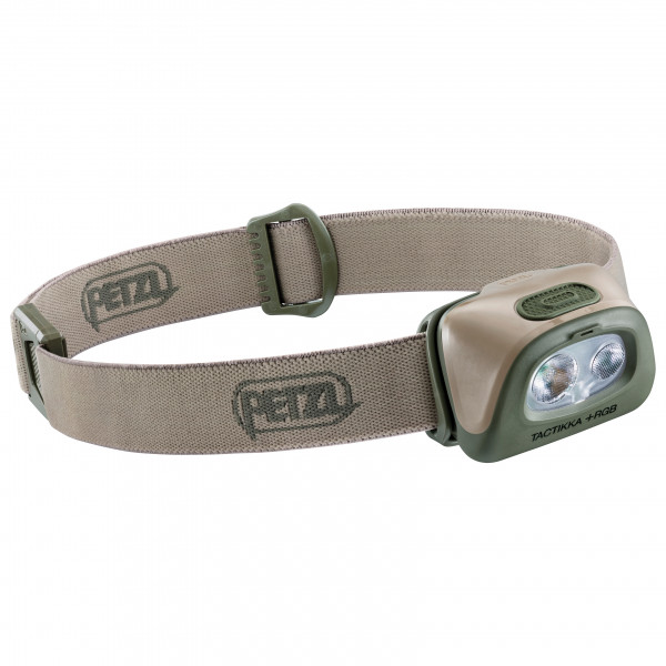 Petzl - Stirnlampe Tactikka+ RGB - Hoofdlamp