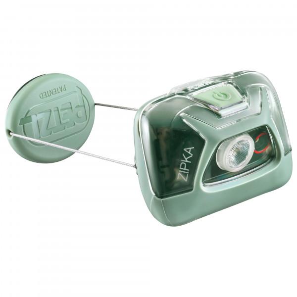 Petzl - Stirnlampe Zipka - Pannlampa