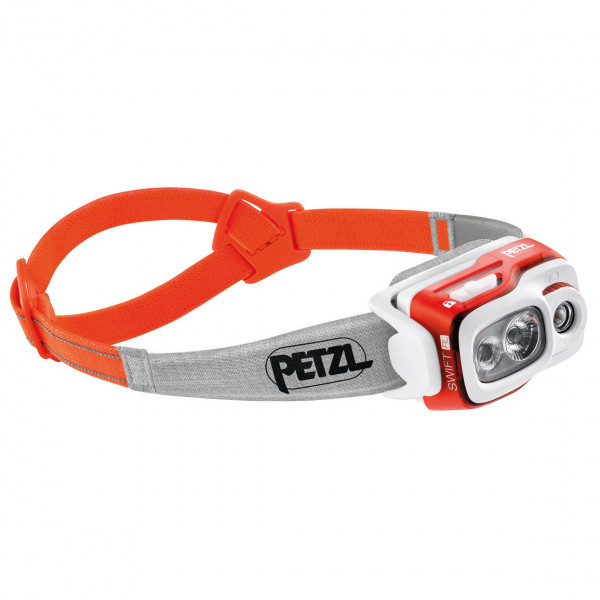 Petzl - Swift RL Strirnlampe - Linterna frontal