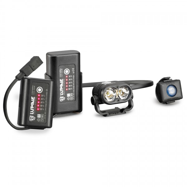 Lupine - Piko RX Duo SmartCore - Head torch