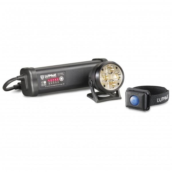 Lupine - Wilma RX 14 - Head torch