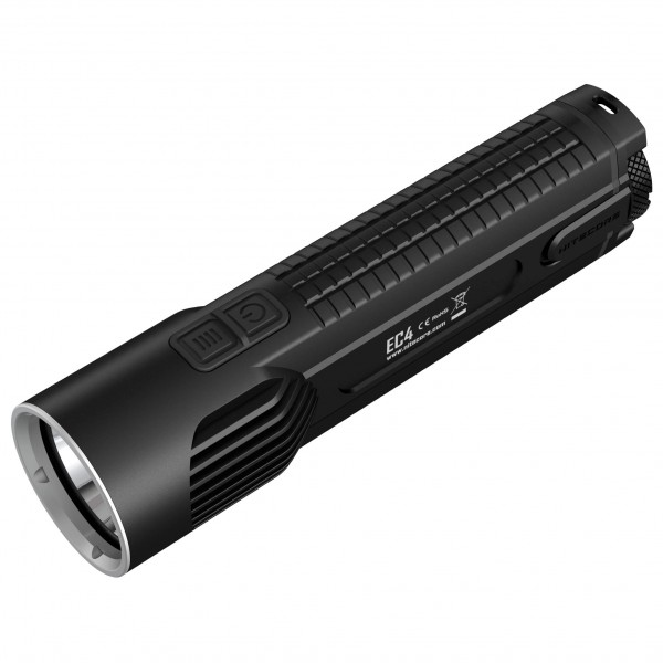Nitecore - LED EC4 - Zaklamp