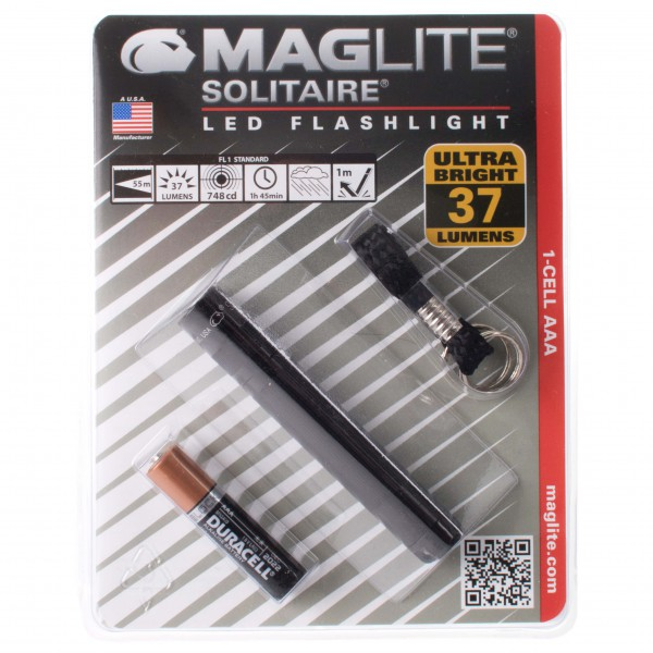 Maglite - Solitaire LED Flashlight - Ficklampa