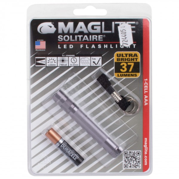 Maglite - Solitaire LED Flashlight - Lommelygte