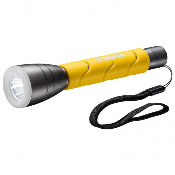 Varta - LED Outdoor Sports Flashlight 2AA - Lommelykt