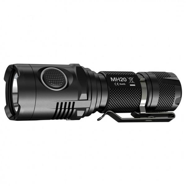 Nitecore - LED MH Modell 20 - Ficklampa