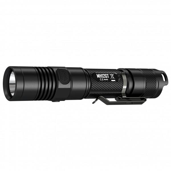 Nitecore - Led MH 12 GT - Taschenlampe