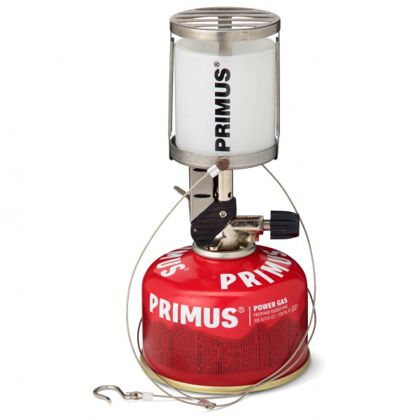 Primus - MicronLantern mit Glas - Gaslampa