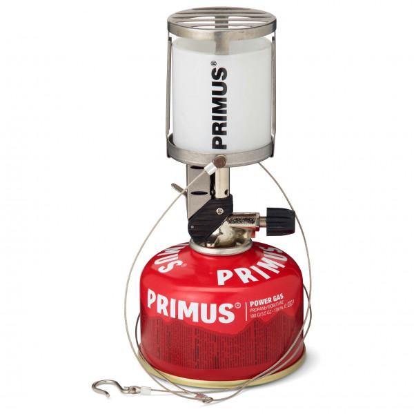 Primus - MicronLantern mit Glas - Gaslampe