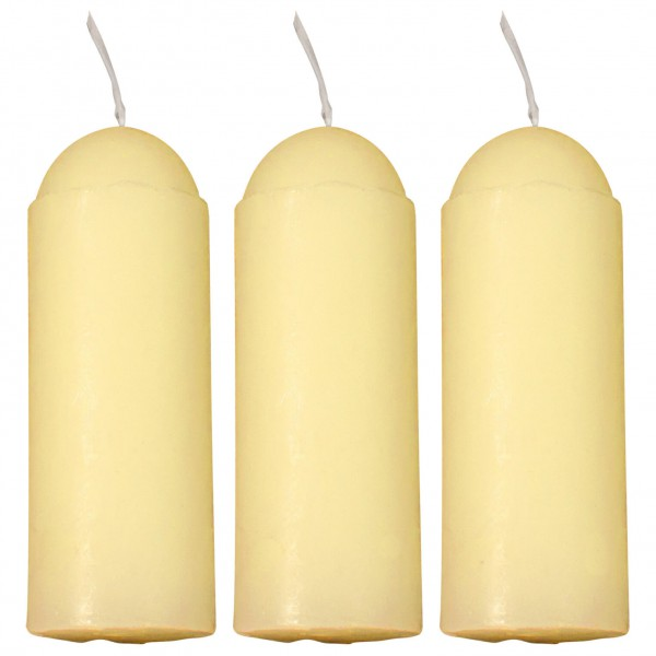 Edelrid - Spare citronella candles (3 pieces) - Spare candle