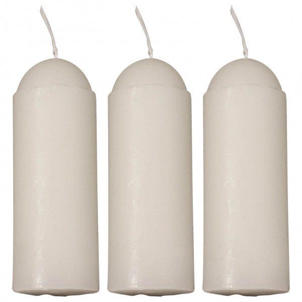 Edelrid - Spare neutral candles (3 pieces) - Spare candles