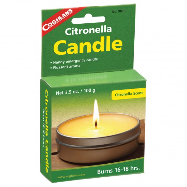 Coghlans - Kerze mt Citronella - Candle lantern