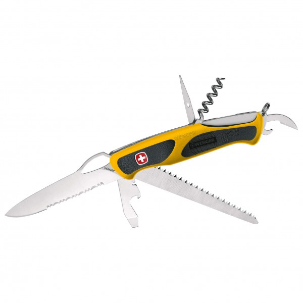 Wenger - Ranger Grip 179 Patagonian Expedition Race - Messer