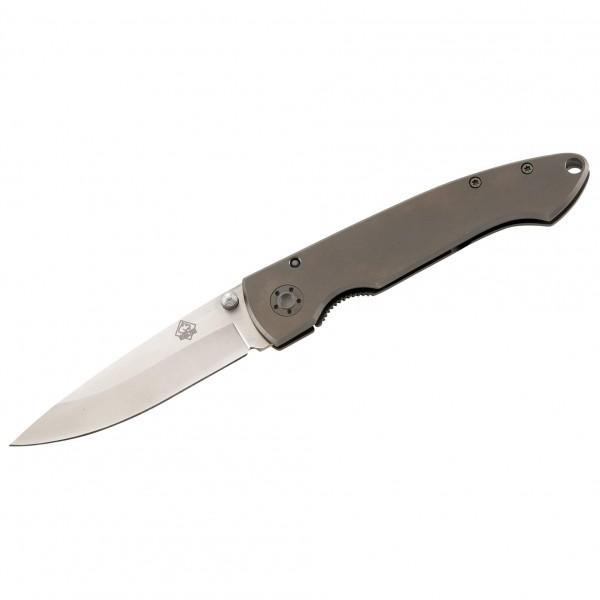 Puma Tec - Couteau pliant D2 Titan 8,3 cm - Couteau