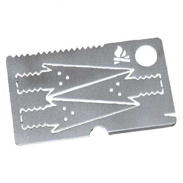 Bushcraft Essentials - BE-Pfeilkarte