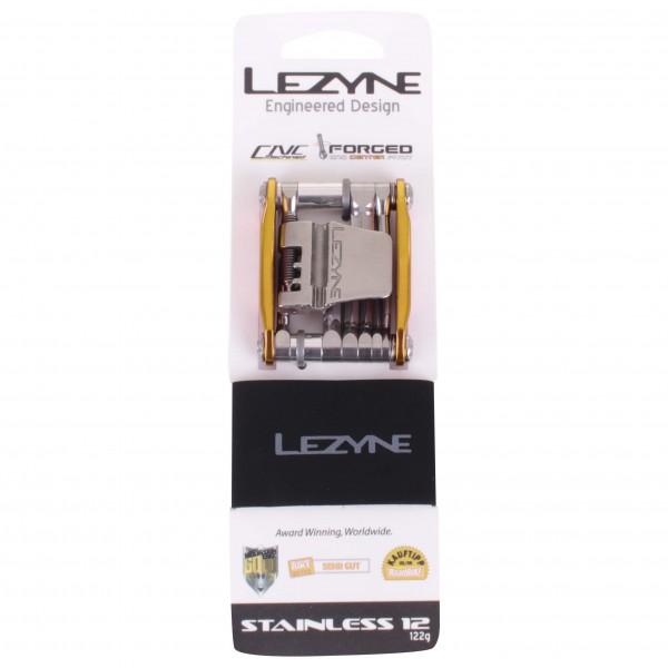 Lezyne - Tool Stainless 12 - Monitoimityökalu