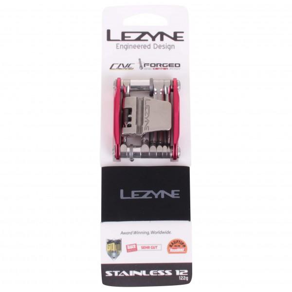 Lezyne - Tool Stainless 12 - Multi-Tool