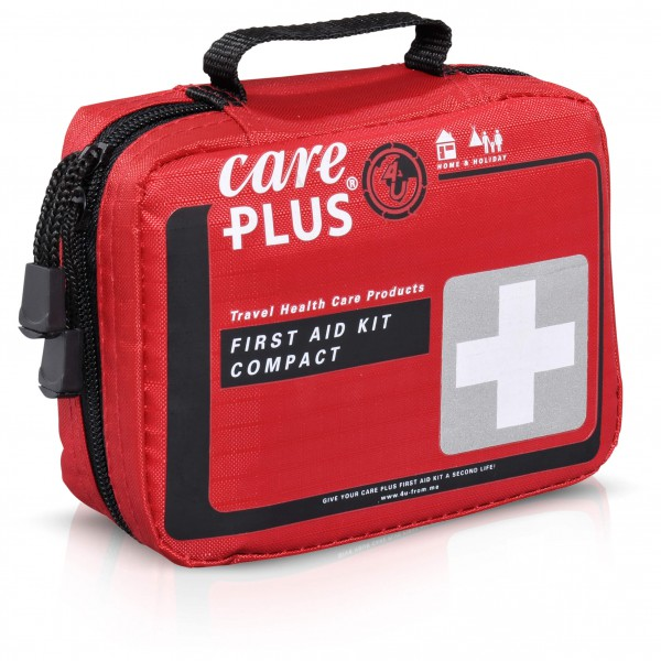 Care Plus - First Aid Kit Compact - Erste Hilfe Set