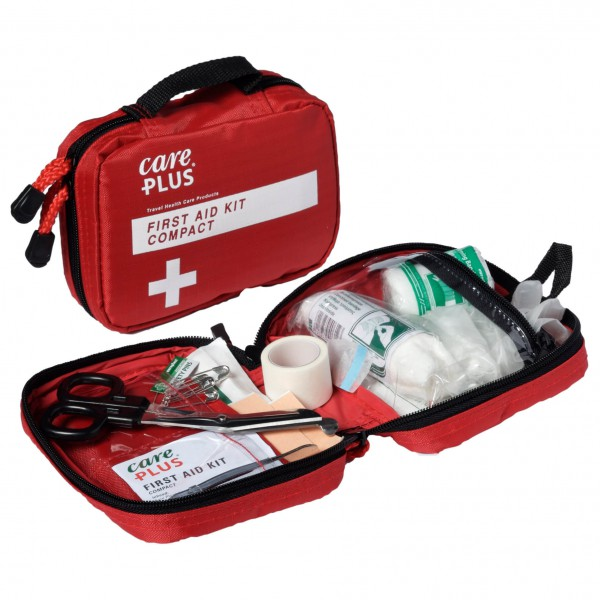 Care Plus - First Aid Kit Compact - Erste-Hilfe-Set
