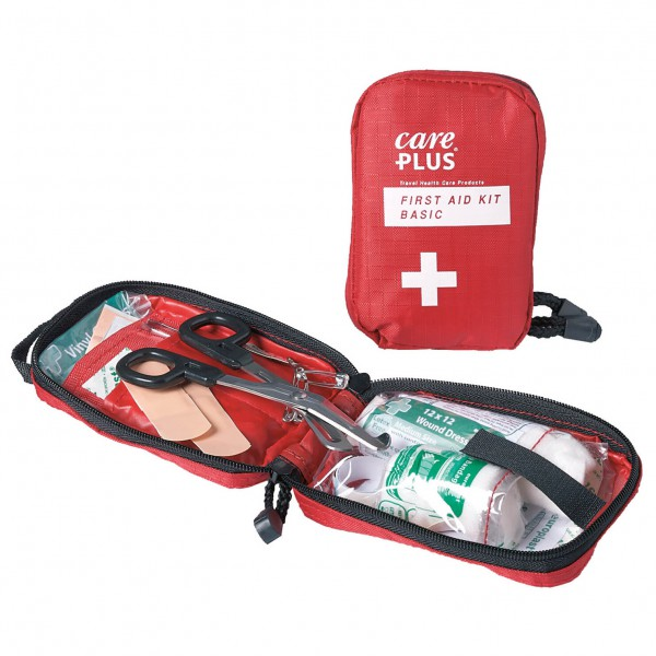 Care Plus - First Aid Kit Basic - Kit de premier secours