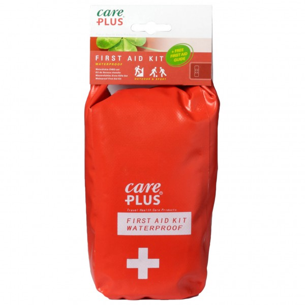 Care Plus - First Aid Kit Waterproof - Erste-Hilfe-Set