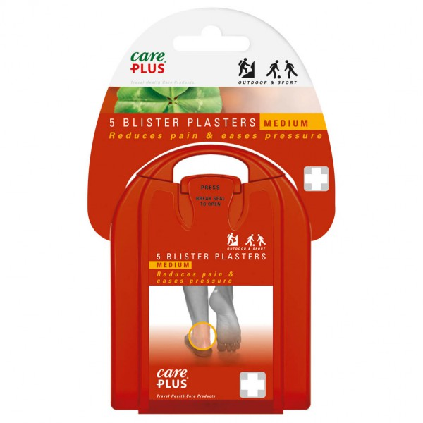 Care Plus - Blister Plaster Medium - Blasenpflaster