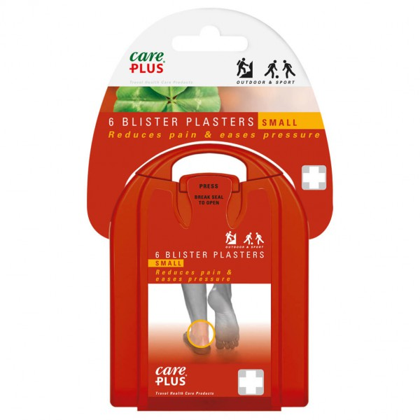 Care Plus - Blister Plasters Small - First aid kit