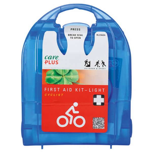 Care Plus - First Aid Kit Light Cyclist - Ensiapusetti