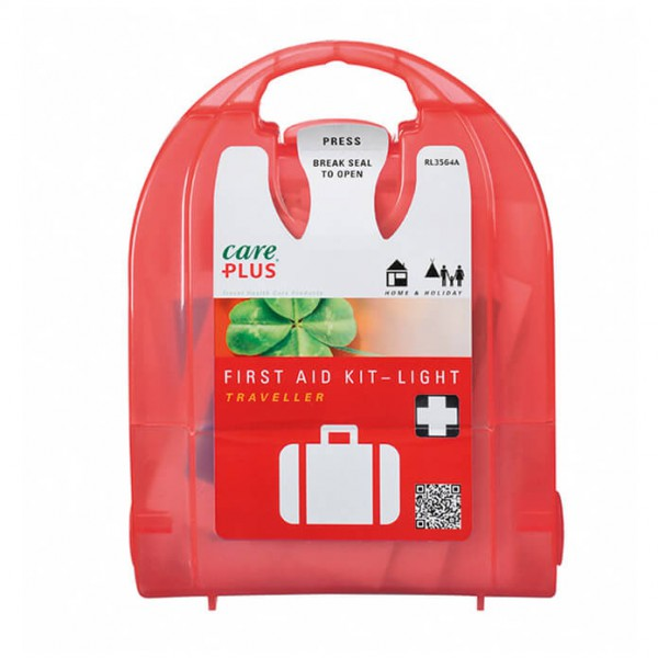 Care Plus - First Aid Kit Light Traveller - Eerste-Hulpset