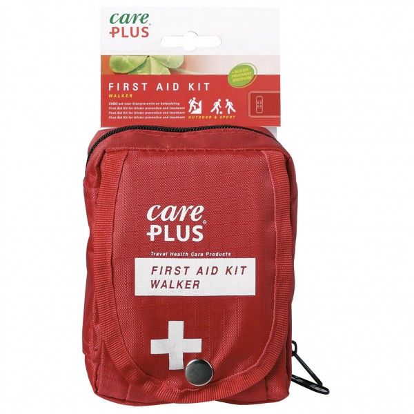 Care Plus - First Aid Kit Walker - Erste-Hilfe-Set