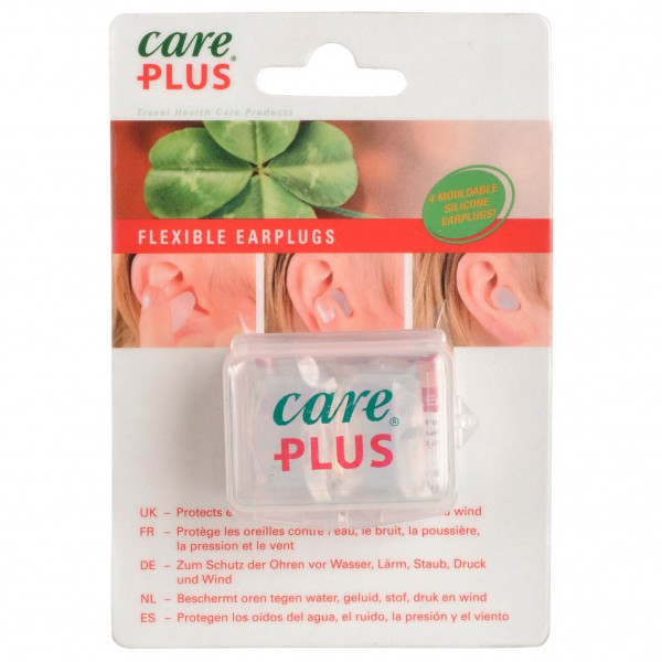Care Plus - Flexible Earplugs - EHBO-set