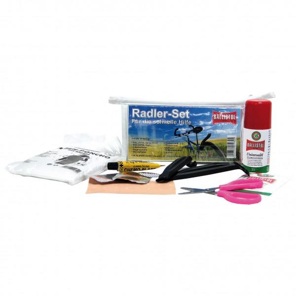 Ballistol - Radler-Set 11-Teilig - Kit de premier secours