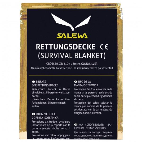 Salewa - Rescue Blanket - Erste Hilfe Set