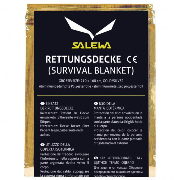 Salewa - Rescue Blanket - Redningstæppe