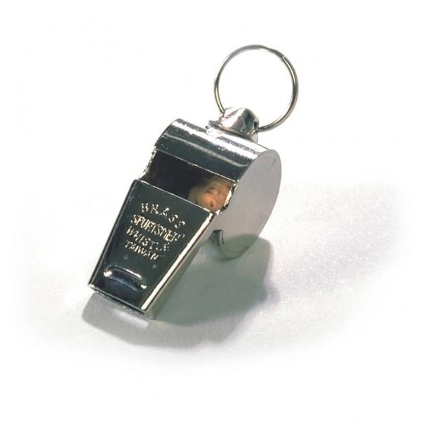 Relags - Signalpfeife Messing - Erste-Hilfe-Set