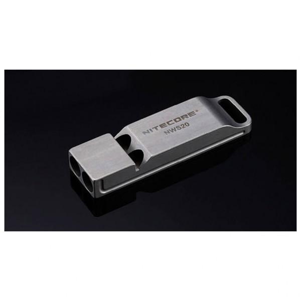 Nitecore - Titan Notsignalpfeife NWS 20 - Erste Hilfe Set