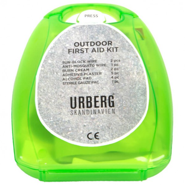 Urberg - First Aid Kit Outdoor - Kit de premier secours