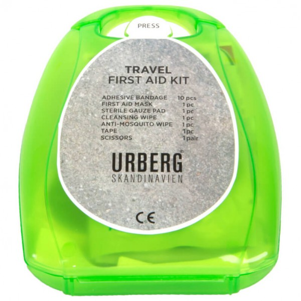 Urberg - First Aid Kit Travel - Botiquín