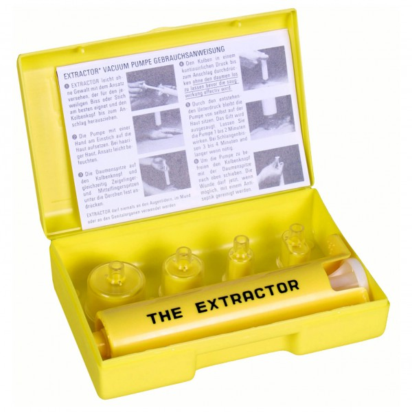 Basic Nature - Extractor Vakuumpumpe - Førstehjelpssett