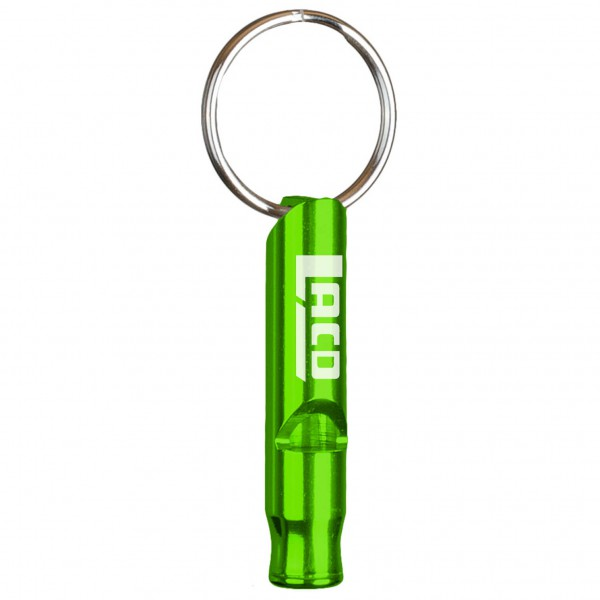 LACD - Mini Emergency Whistle Keyholder - First aid kit