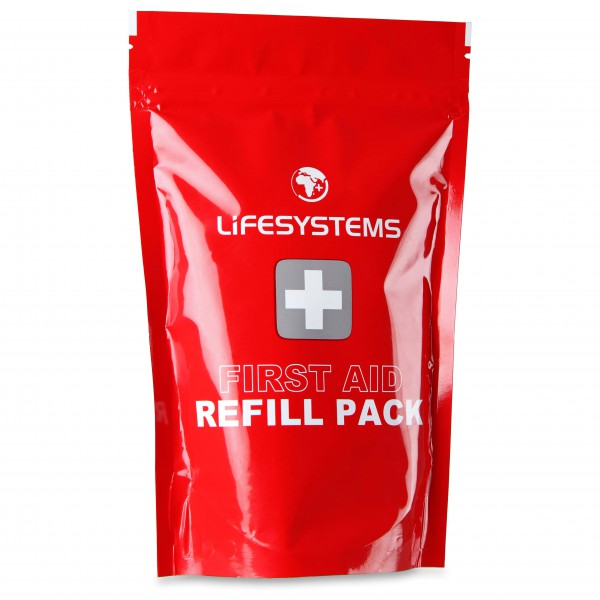Lifesystems - Bandages Refill Pack - First aid kit