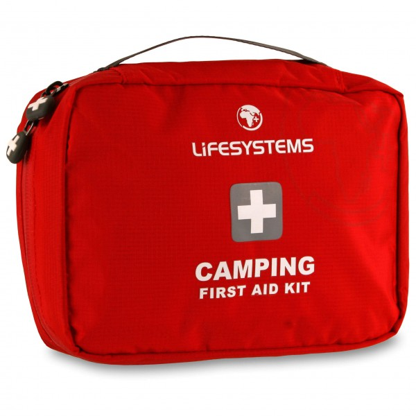 Lifesystems - Camping First Aid Kit - Kit premiers secours