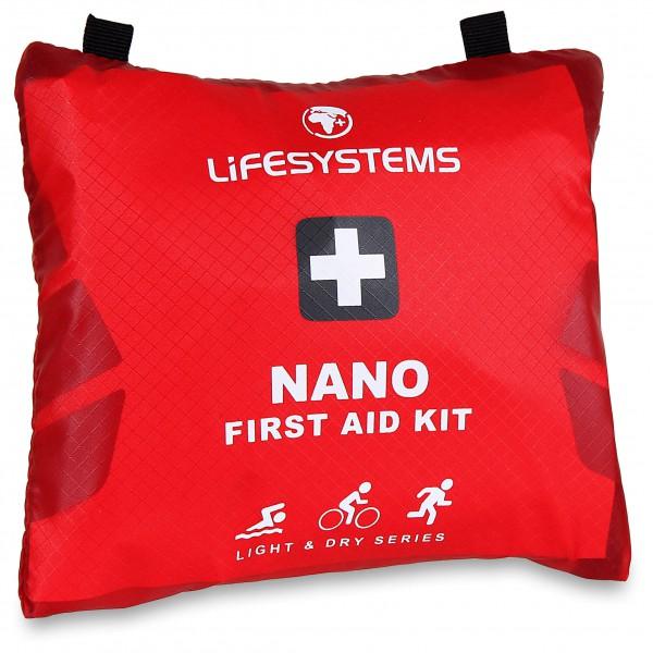 Lifesystems - Light & Dry Nano First Aid Kit - Ensiapupakkaus