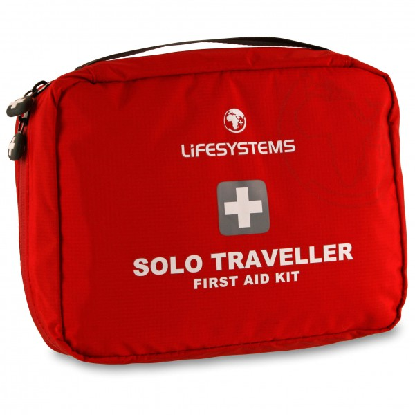 Lifesystems - Solo Traveller First Aid Kit - Kit pronto soccorso