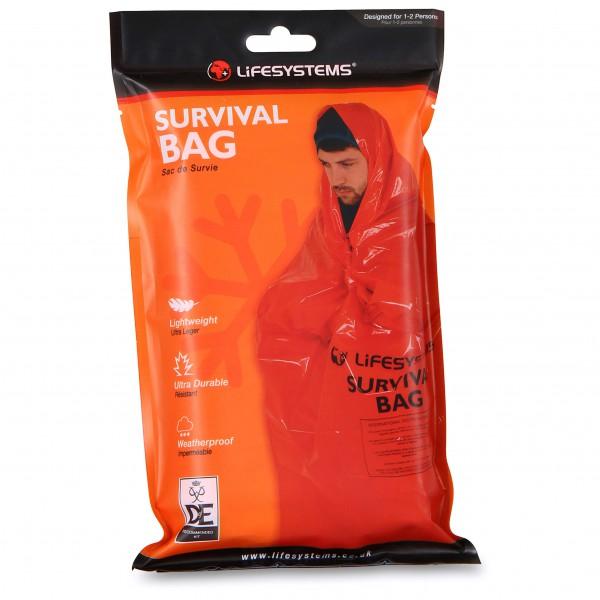 Lifesystems - Survival Bag - Survival blanket