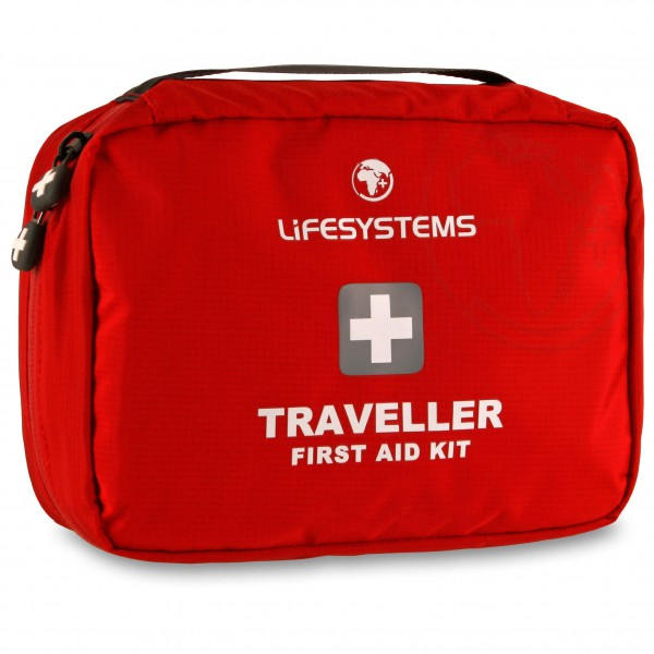 Lifesystems - Traveller First Aid Kit - Erste Hilfe Set