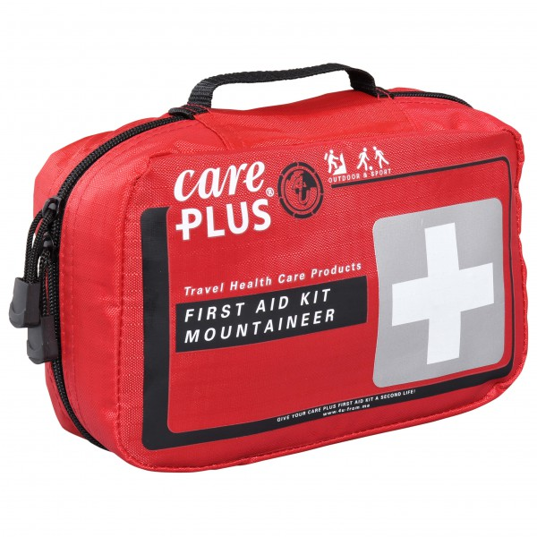 Care Plus - First Aid Kit Mountaineer - Erste-Hilfe-Set