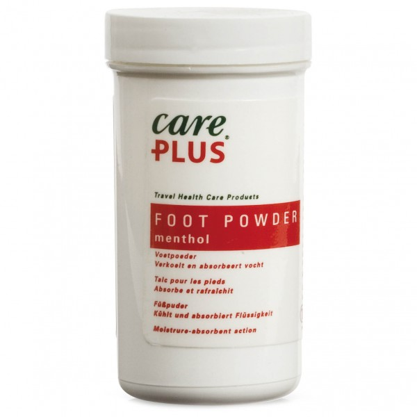 Care Plus - Foot Powder - Erste-Hilfe-Set