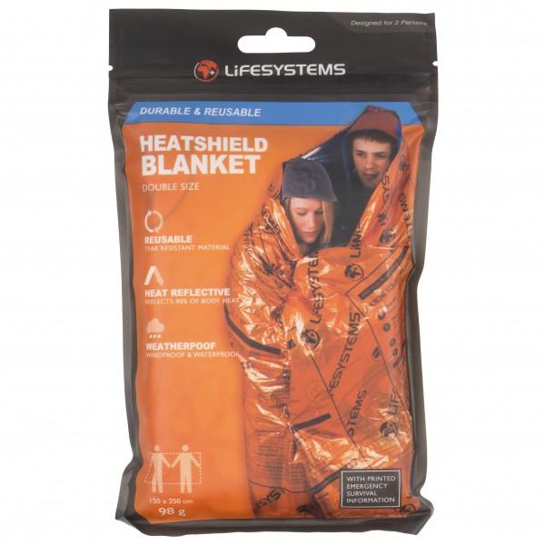 Lifesystems - Heatshield BlanketDouble - Rettungsdecke